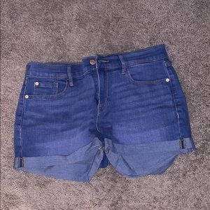 Old navy shorts. Never worn before. Size 8